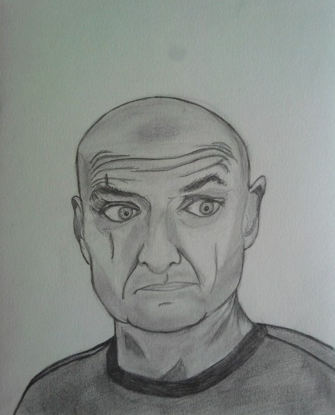 Terry O'Quinn by Sweetsauce